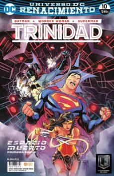 BATMAN/SUPERMAN/WONDER WOMAN: TRINIDAD Nº 10 (RENACIMIENTO) - FRANCIS MANAPUL   Triangledh.org