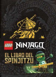 lego ninjago: el libro del spinjitzu-9788417243258