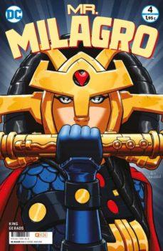 MR. MILAGRO Nº 4 - TOM KING | Triangledh.org