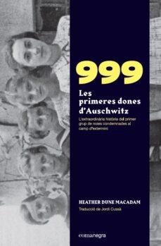 Bressoamisuradi.it 999. Les Primeres Dones D Auschwitz Image
