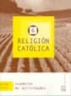 Inmaswan.es Religión Mosaico 6 Cuaderno De Actividades: Primaria 6º Image