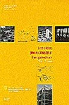Titantitan.mx Les Claus Per A Construir L Arquitectura: Principis (Vol. 1)º Image
