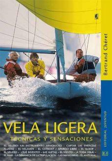 vela ligera-bertrand cheret-9788426135858