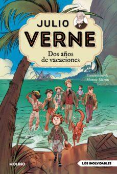 Cdaea.es Julio Verne 1 : Dos Años De Vacaciones Image