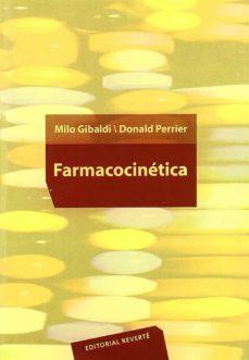 Descargando libros gratis en google FARMACOCINETICA (Spanish Edition) 9788429155358 ePub CHM FB2 de M. GIBALDI, D. PERRIER