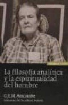 Cdaea.es La Filosofia Analitica Y La Espiritualidad Del Hombre Image