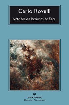 siete breves lecciones de fisica-carlo rovelli-9788433978158