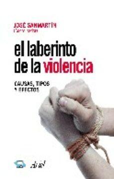 laberinto de la violencia-jose sanmartin-9788434474758