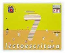 Permacultivo.es Lectoescritura I (Nivel 7): Pauta (5 Años. Educacion Infantil) Image