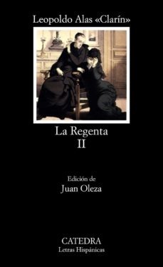 Descarga gratuita de ebooks italianos LA REGENTA (VOL. 2) (7ª ED.)
