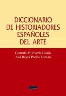 Geekmag.es Diccionario De Historiadores Españoles Del Arte Image