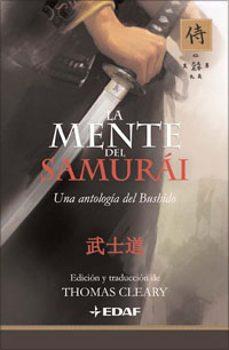 la mente del samurai: una antologia del bushido-thomas cleary-9788441421158