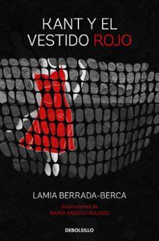 kant y el vestido rojo-lamia berrada-berca-9788466337458