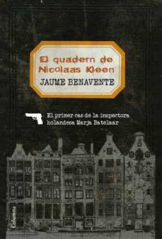 el quadern de nicolaas kleen-jaume benavente-9788466412858