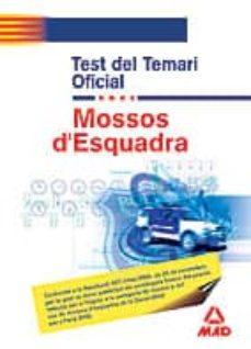 Mrnice.mx Mossos D Esquadra: Test Del Temario Oficial Image