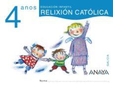 Costosdelaimpunidad.mx Relixión Católica 4 Anos. Galicia Educación Infantil 3-5 Años Image