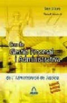 Inmaswan.es Cos Gestio Processal I Administrativa De L Administracio De Justi Cia (Torn Lliure): Temari Vol. Iii Image