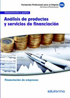 Iguanabus.es Análisis De Productos Y Servicios De Financiación. Familia Profes Ional Administración Y Gestión. Certificados De Profesionalidad Image