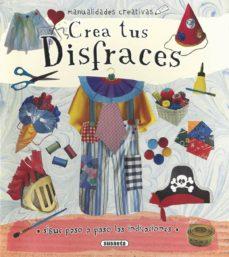 Ebook para descarga gratuita para kindle CREA TUS DISFRACES in Spanish de  9788467756258