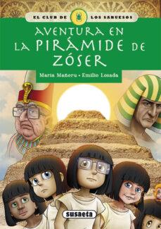 Vinisenzatrucco.it Aventura En La Pirámide De Zóser Image