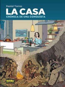 Geekmag.es La Casa. Cronica De Una Conquista Image