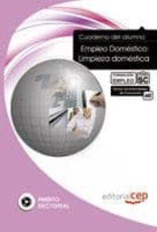 Bressoamisuradi.it Cuaderno Del Alumno Empleo Domestico: Limpieza Domestica. Formaci On Para El Empleo Image