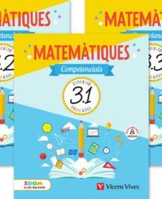 Viamistica.es Matematiques Competencials 3º Educacion Primaria Trimestral Zomm Catala Baleares Image