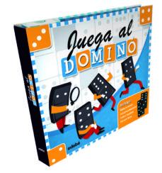 juega al dominó-jon tremaine-joanne kerr-9788468333458