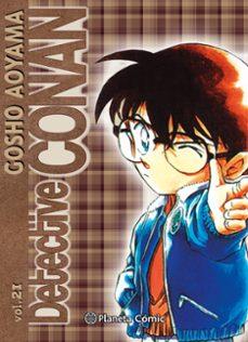 detective conan nº 21 (nueva edicion)-gosho aoyama-9788468478258