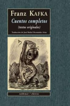 Descargar iphone de ebook CUENTOS COMPLETOS: TEXTOS ORIGINALES