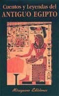 cuentos y leyendas del antiguo egipto-9788478132058