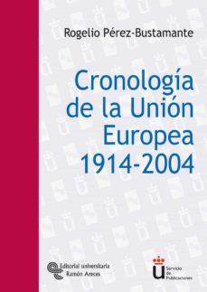 Permacultivo.es Cronologia De La Union Europea: 1914-2004 Image