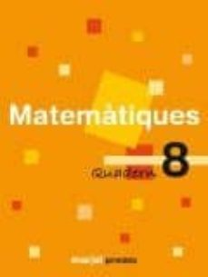 Inmaswan.es Quadern Matemàtiques 8 Image