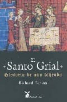 el santo grial-richard barber-9788487403958