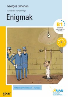 Libros en ingles descarga gratuita pdf ENIGMAK (B1 + CD) RTF iBook PDB (Spanish Edition) 9788490273258