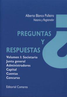 Descargar PREGUNTAS Y RESPUESTAS, VOL. I gratis pdf - leer online