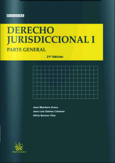 Inciertagloria.es Derecho Jurisdiccional I Parte General 21ª Ed. Image