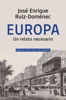 Libro en línea para leer gratis sin descarga EUROPA: UN RELATO NECESARIO (ED. REVISADA)  in Spanish 9788490569658