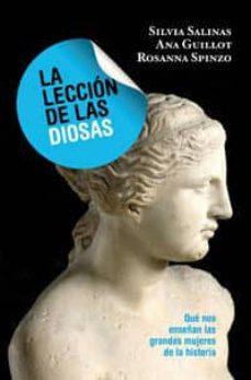 Lofficielhommes.es La Leccion De Las Diosas Image
