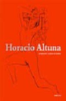 Eldeportedealbacete.es Horacio Altuna: Conversacion, Cuaderno De Bocetos Image