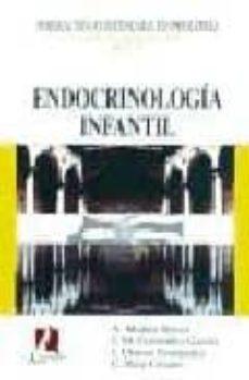 ENDOCRINOLOGIA INFANTIL - ANTONIO MUÑOZ HOYOS |