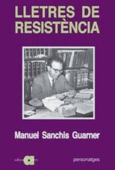 Encuentroelemadrid.es Lletres De La Resistencia (1939-1981) Image