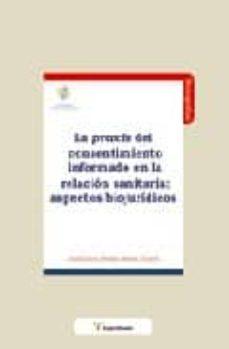 Viamistica.es La Praxis Del Consentimiento Informado En La Relacion Sanitaria: Aspectos Biojuridicos Image