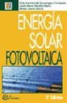 Elmonolitodigital.es Energia Solar Fotovoltaica (3ª Ed.) Image