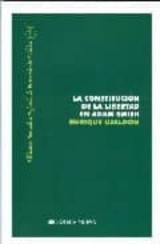 la constitucion de la libertad en adam smith-enrique ujaldon-9788497428958