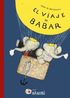 el viaje de babar-jean de brunhoff-9788497437158