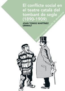 Ojpa.es El Conflicte Social En El Teatre Catalá Del Tombant Del Segle (1890-1909) Image
