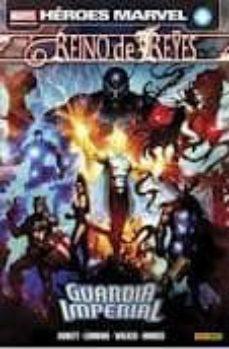 reino de reyes: guardia imperial (heroes marval)-dan abnett-9788498854558