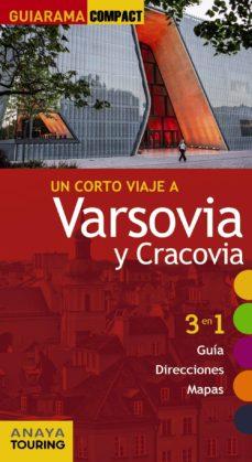 un corto viaje a varsovia y cracovia 2017 (guiarama compact)-miguel cuesta-9788499358758