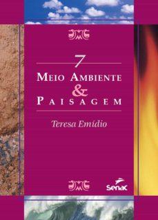 meio ambiente & paisagem (ebook)-teresa maria emidio-josé ávila aguiar de coimbra-9788539606658